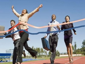Breaking a double finish line | Talentsavvymanager com
